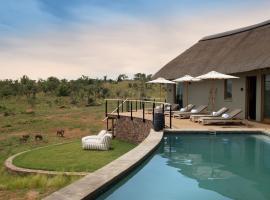 Mhondoro Game Lodge, Welgevonden Game Reserve