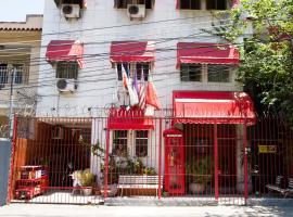 Hostel Recanto Global, Río de Janeiro