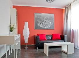 The Heart of Warsaw Apartment