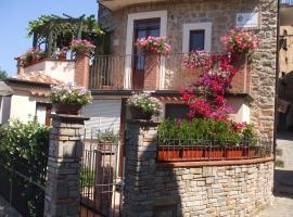 La Casa al Piccolo Borgo, Vallo della Lucania