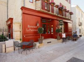 Hostellerie Provençale, Uzès