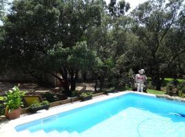 Maison De Vacances Ii - Grans, Grans