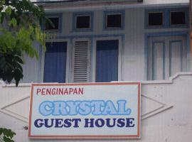 Crystall Guesthouse, Banda Aceh