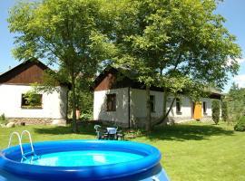 Holiday Home Vakantiehuis Hrabetova, Skrýšov