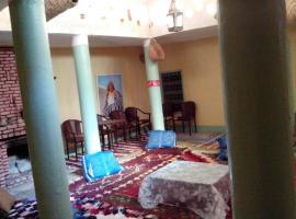Gite d étape Khettara Oasis, Kasba Jdid