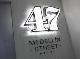 Hotel 47 Medellin Street, Medellín