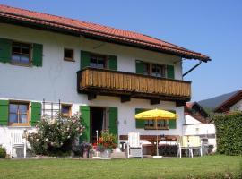 Gästehaus Attenhauser, Unterammergau