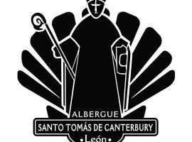 Albergue Santo Tomás de Canterbury, León