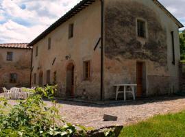 Agriturismo F.lli Mori, Palazzone