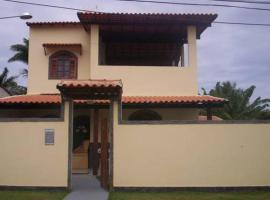 Hostel Yellow House, Iguaba Grande