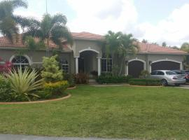 Vega's House, South Miami Heights