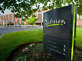 Radisson Hotel and Suites Chelmsford-Lowell, Čelmsforda