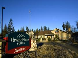 TownePlace Suites by Marriott Seattle Everett/Mukilteo, Mukilteo