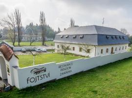 Penzion Fojtstvi, Olomouc