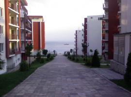 Private Apartment in Marina View Fort Beach, Elenite