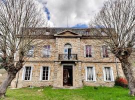 Château Coupat, L'Hôpital-sous-Rochefort
