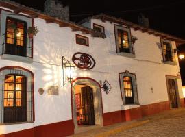 Hotel Casona de Manzano, Tapalpa