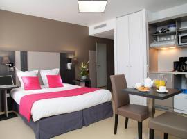 Odalys Appart'hotel Lorgeril, Rennes