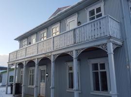 Strandgata 11 Apartment, Akureyri