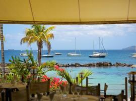 Hotel Bakoua Martinique, Les Trois-Îlets