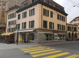 Hostellerie de L'Hôtel de Ville, Vevey