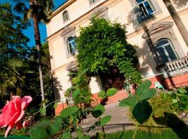 Villa Clementina, Laveno-Mombello