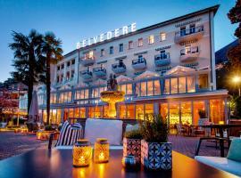 Hotel Belvedere Locarno, Locarno