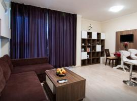 Super Central Luxury Apartment Burgas