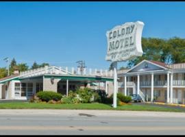 Colony Motel, Brookfield