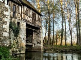 Le Moulin d'Andé, Andé