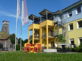 Apartmenthaus SportCHALET, Bad Dürrheim
