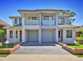Austral Villas Sydney, Sydney