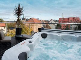 First Hotel Central, Norrköping
