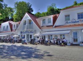 Hotel Gastmahl des Meeres, Sassnitz