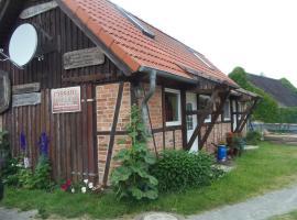 Ferienwohnung Kallfass, Krummin