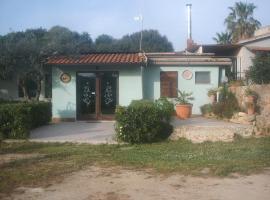 Villa S.Nicola, Mazara del Vallo