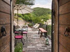 Residence Menotre, Rasiglia
