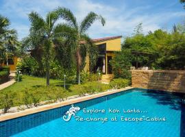 Escape-Cabins, Ko Lanta