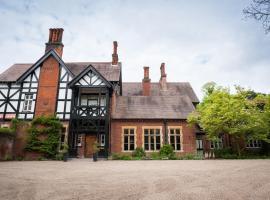 The Grange Hotel, Bury Saint Edmunds