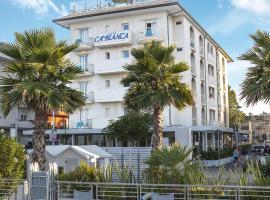 Hotel Ca' Bianca, Riccione