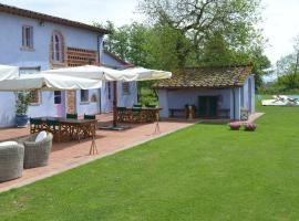 Casa Fontanino, Altopascio