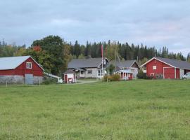 Maatilamatkailu Jänisvaara, Kolinkylä