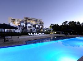 Assured Ascot Quays Apartment Hotel, Pertas