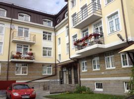 Apartment Svetlana, Strelna