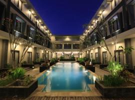 dpraya Lombok Hotel, Praya