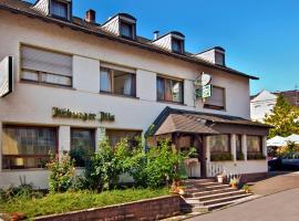 Hotel Restaurant Kugel, Trèves
