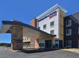 Fairfield Inn & Suites by Marriott Sacramento Airport Woodland, Woodland