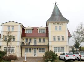 Villa Viktoria auf Usedom, Kolpinsee