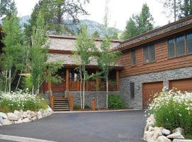 Arrowhead House, Teton Village