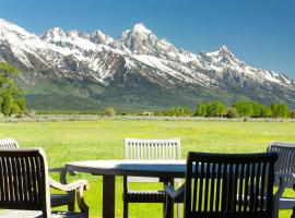 Woodreed Retreat, Teton Village